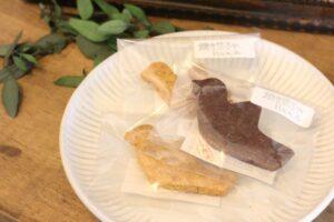 コトリカフェ1周年プレゼント コトリクッキー